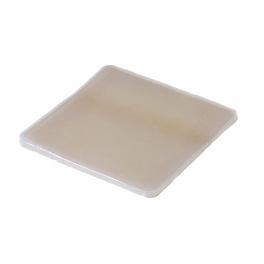 Plaque de gel de silicone