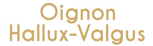 Oignon - Hallux-Valgus