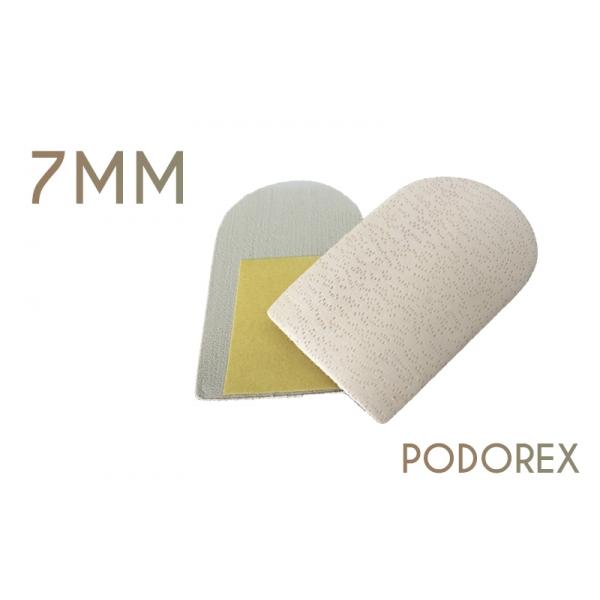 Podorex Talonnettes Confort Mousse 7 mm  41//43